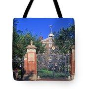 Brown University Tote Bag by John Greim