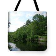 Clear River 1 Tote Bag