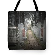 Closure Tote Bag