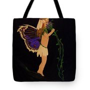Fairy Girl Tote Bag