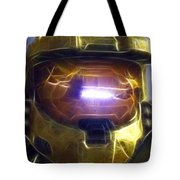 Halo Mistical Tote Bag