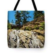 Helen Hunt Falls Tote Bag
