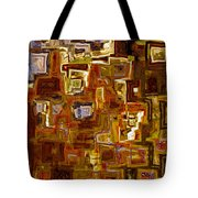 Jesus Christ The King Of The Ages Tote Bag