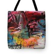Landscape Sketch27 Tote Bag