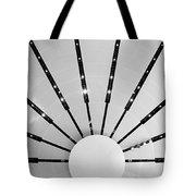 Light Bursts Tote Bag