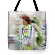 Little Wind Dancer Tote Bag