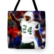 Magical Darrelle Revis Tote Bag by Paul Van Scott