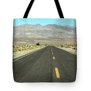 Middle Of Nowhere Tote Bag