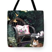My Secret Garden Tote Bag