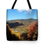 New Hampshire In The Fall 3 Tote Bag