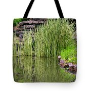 Peaceful Spot Tote Bag