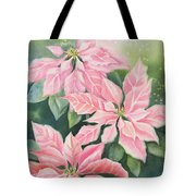 Pink Delight Tote Bag by Deborah Ronglien