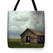 Prairie Church Tote Bag