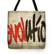 Revolution Love Tote Bag
