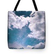 Sacred Belukha Tote Bag
