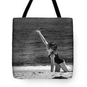 Sand Dancer Tote Bag by Michelle Wiarda