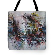Seascape206 Tote Bag