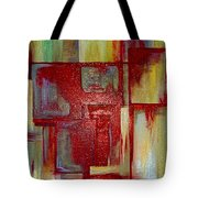 Sections Revisited Tote Bag