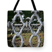 Stone Fence Tote Bag