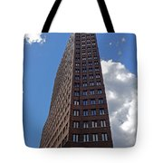 The Kollhoff-tower ...  Tote Bag by Juergen Weiss