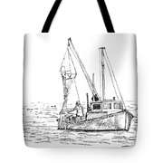The Vessel Little Jim Tote Bag