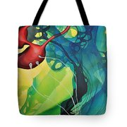 Their Continual Course Tote Bag