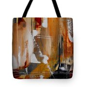 Turbulent Times  II Tote Bag