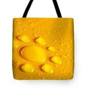 Water Flower Tote Bag by Carlos Caetano