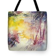 Watercolor  007 Tote Bag