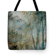 Watercolor  051008 Tote Bag