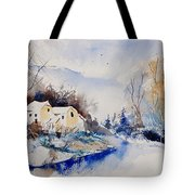 Watercolor  080408 Tote Bag