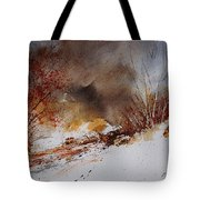 Watercolor  100508 Tote Bag