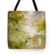 Watercolor  211005 Tote Bag
