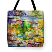 Watercolor 6878 Tote Bag