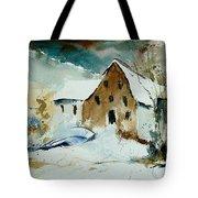 Watercolor 9696 Tote Bag
