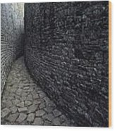The Ruins Of Great Zimbabwe Were Built Wood Print