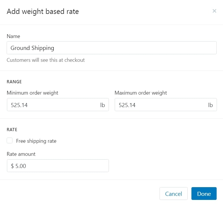 How to Calculate Shipping Charges Using the Pixels Shopify