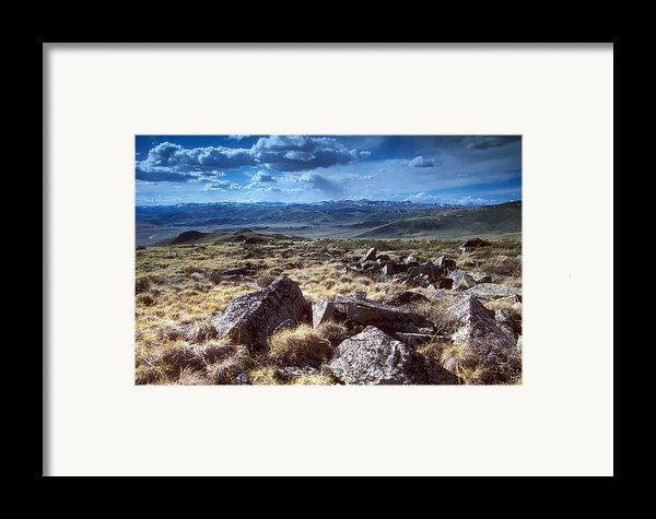 Altay Framed Print By Anonymous