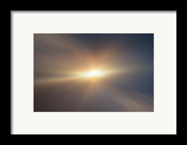 Infinity  Framed Print By Kevin Bone