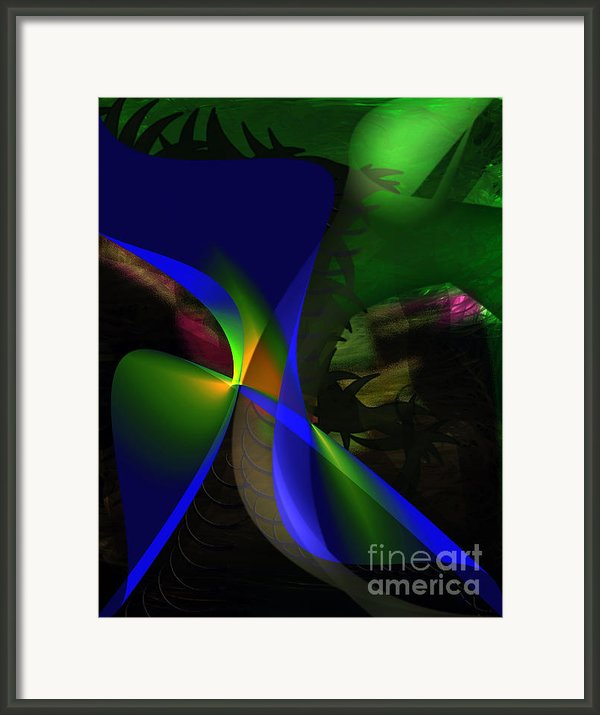 A Dream Framed Print By Gerlinde Keating - Keating Associates Inc