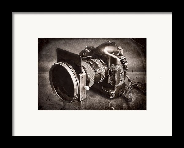 A Trusted Partner Framed Print By Jeff Burton