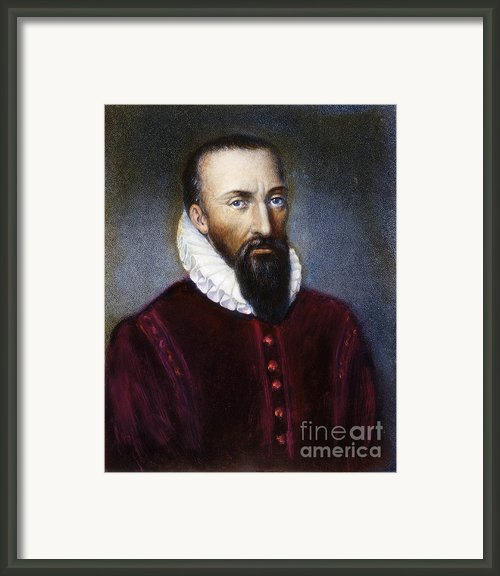 Ambroise Pare (1517?-1590) Framed Print By Granger