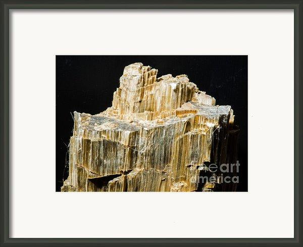Asbestos Framed Print By Millard H. Sharp