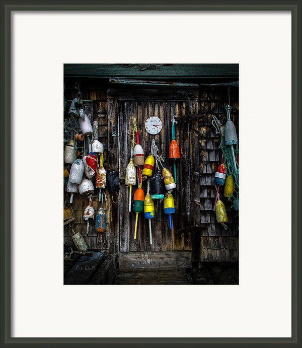 Back At Four Fifteen Framed Print By Bob Orsillo