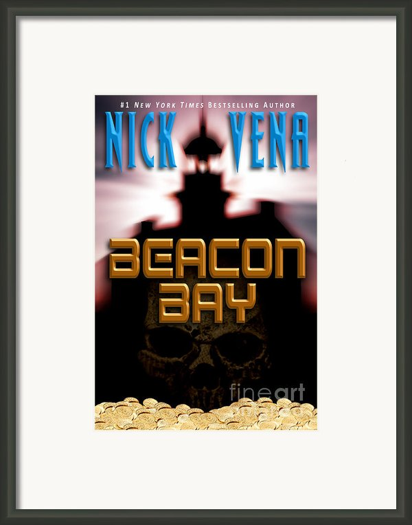 Beacon Bay Framed Print By Mike Nellums
