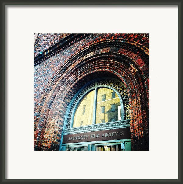 Beautiful Brick Framed Print By Natasha Marco