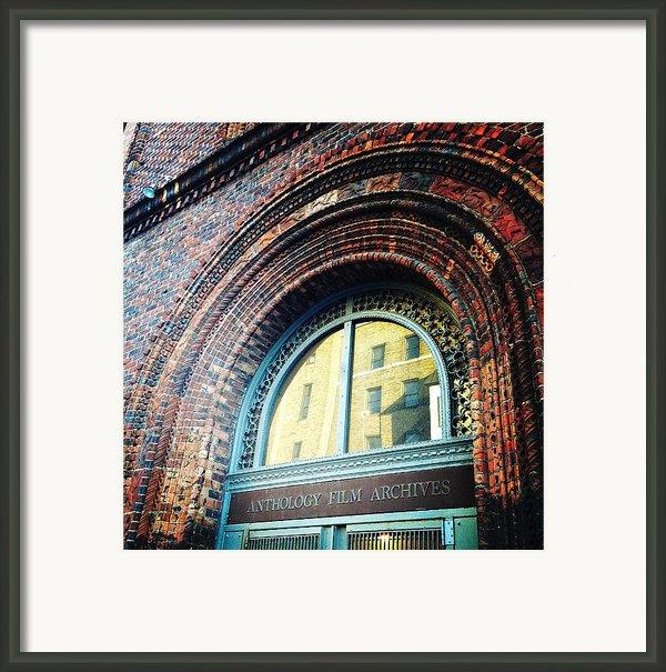 Beautiful Brick Framed Print By Natasha Marco