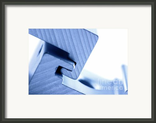 Connecting Tools Framed Print By Michal Bednarek