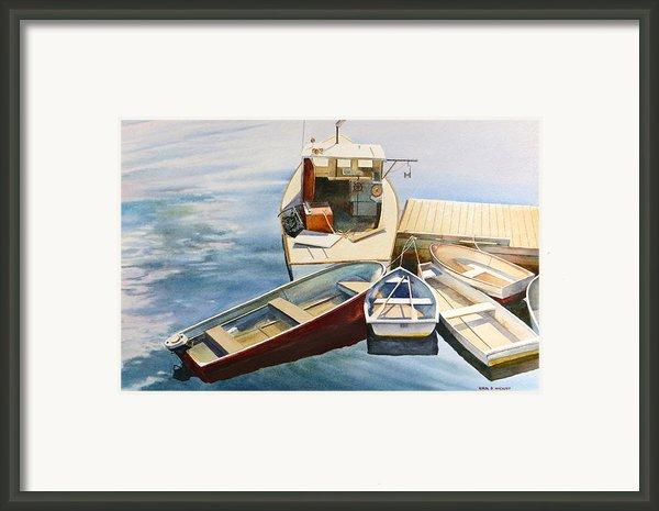 Crystal Morn Framed Print By Karol Wyckoff