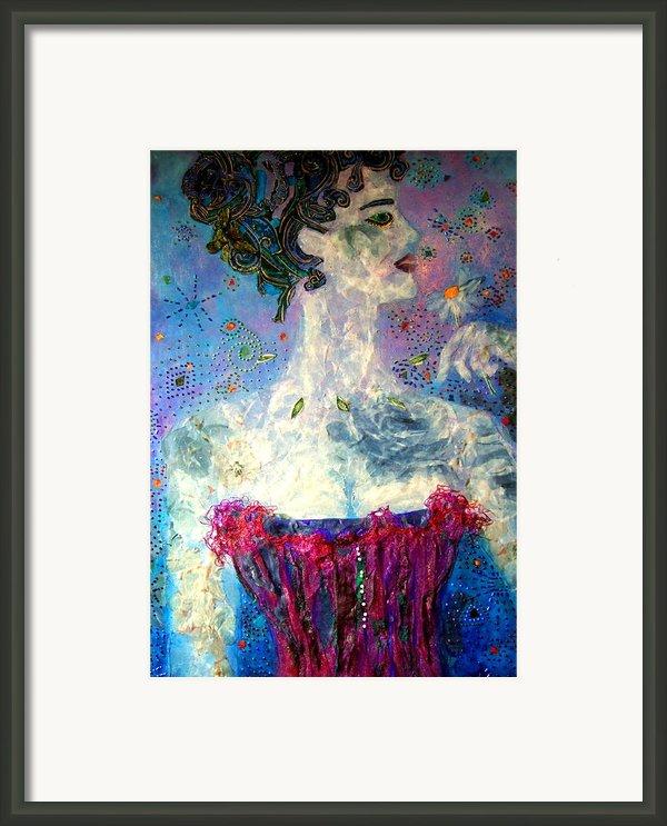 Dreaming Framed Print By Diane Fine
